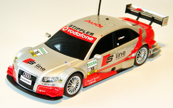 Audi A4 DTM (Rot - 27 Mhz) RC258703