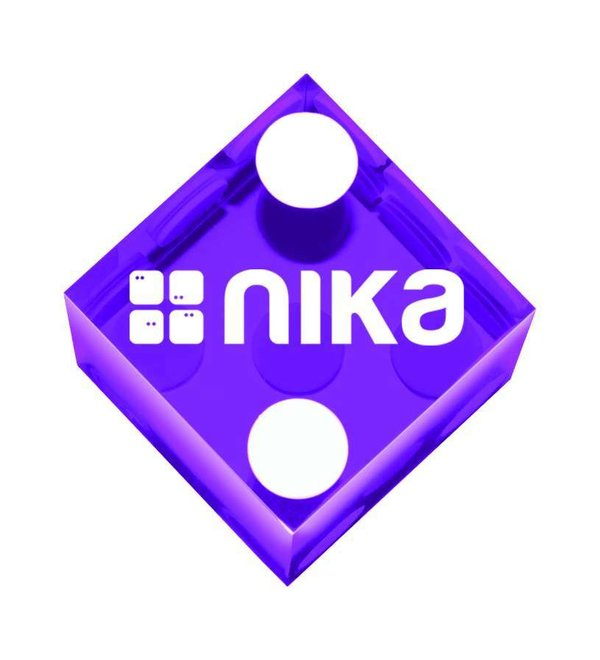 nika Stacking Dices Purple10104