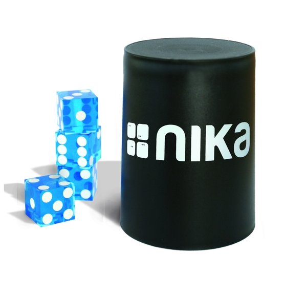 nika Dice Stacking Basic Set Blue11102