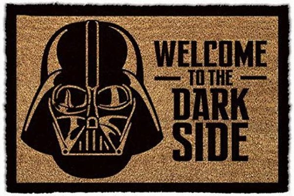 Fußmatte Star Wars - Welcome to the dark side 60 x 40 cm000142104